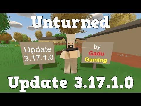 GG - Unturned - Update 3.17.1.0 [FR]