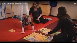 Pediatric Occupational and Speech Therapy