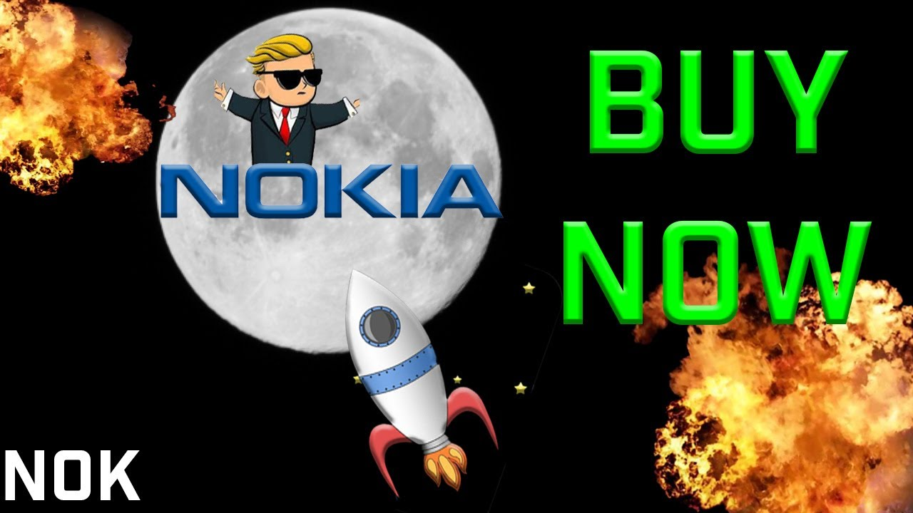 BUY NOW! NOKIA (NOK) STOCK IS GOING TO THE MOON! | MASSIVE POTENTIAL 10X | PRICE PREDICTION