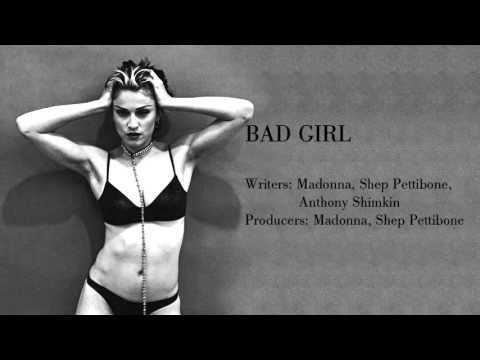 Bad Girl - Instrumental