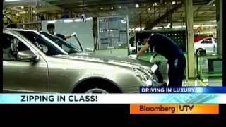 Eye on the week Luxury car market