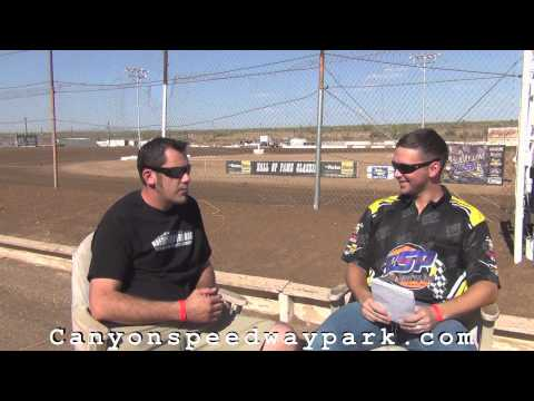 Inside Canyon Speedway Park with Magic Man Mike Martin