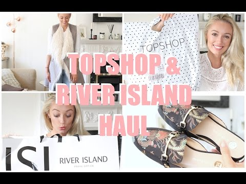 Topshop & River Island Haul & Try On  &  Summer / Autumn Style Tips!    |   Fashion Mumblr