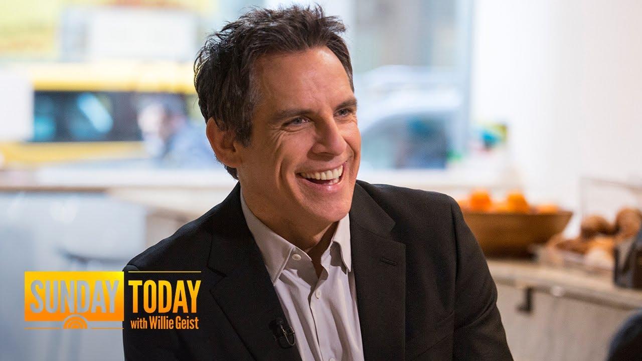 Ben Stiller Talks Career In Comedy, Directing 'Escape At Dannemora'   Sunday TODAY