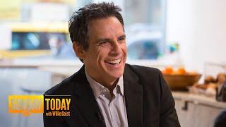 Ben Stiller Talks Career In Comedy, Directing 'Escape At Dannemora' | Sunday TODAY