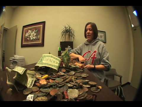 Dirty Jobs Idea - Counting Dirty Money for Uganda