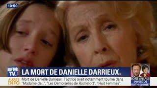 Ozon, Autant-Lara, Demy, Téchiné... Danielle Darrieux avait joué avec les plus grands réalisateurs