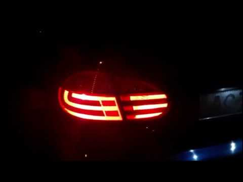 Задние фонари ланос тюнинг