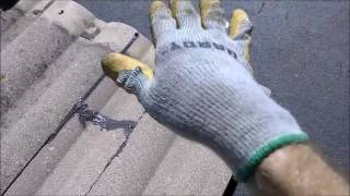 Tile Roof Leak Repair - The Right Way...