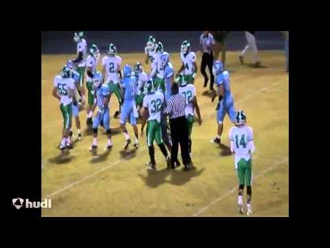 JACK JENKINS DE/TE- JUNIOR HIGHLIGHTS- WEDDINGTON HIGH SCHOOL
