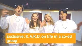 exclusive k a r d on life in a co ed group