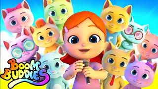 Ten In The Bed | Nursery Rhymes & Kids Songs For Children | Baby Song