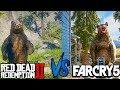 Red Dead Redemption 2 Vs Far Cry 5 Direct Comparison mp3