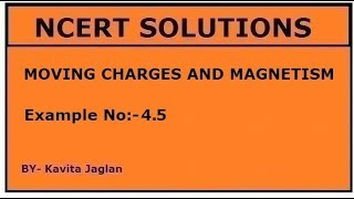 NCERT SOLUTIONS, CHAPTER-5, QUESTION NO - 5 9, MAGNETISM AND
