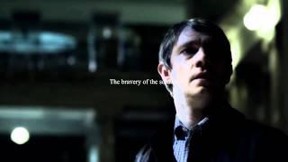 [Sherlock] Dr. John Watson || Nothing left to save
