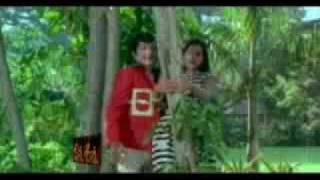 NTR as Siddu, Sridevi as Ha..Ha...Hasini - Bommarillu Parody