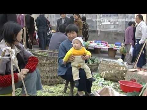 Wanzhou, Market, Chongqing - China Travel Channel
