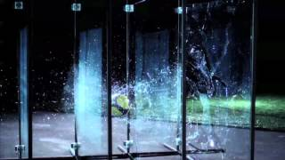 Cristiano Ronaldo-Glass Smash Tested To The Limit HD