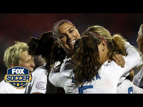 Aly Wagner: 'Its about preparation heading into the World Cup' | 2018 CONCACAF Women's Championship