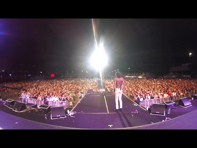 Wiz Khalifa Enlists the Crowd for Help with 'See You Again'