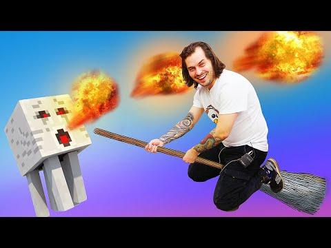 Обзор игры Майнкрафт – Прохождение лабиринта в Minecraft! - Новый видео летсплей с Нубом