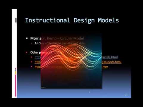 Instructional Design Sample Youtube