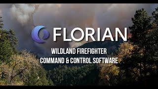 Florian Command & Control Software | Wildland Service Demo | 2021