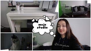 Jak wygląda moje studio?