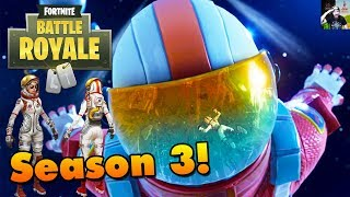 Fortnite Season 3 Battle Pass Theme REVEALED!