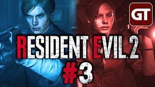Thumbnail für Resident Evil 2 2019 Deutsch #3 - Let's Play Resident Evil 2 PC German (REUPLOAD)