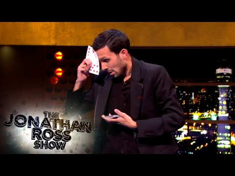 Dynamo Performs Magic Tricks - The Jonathan Ross Show