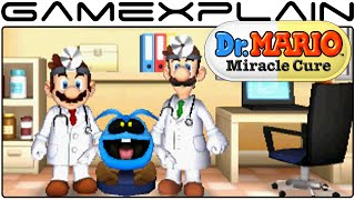 Dr. Mario: Miracle Cure - Game & Watch (Video Preview)
