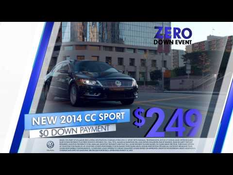 Gunther Volkswagen 2014 Volswagen CC Sport March 2014 Commercial
