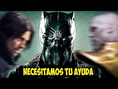 Escenas Post-Creditos Pantera Negra- Analisis!