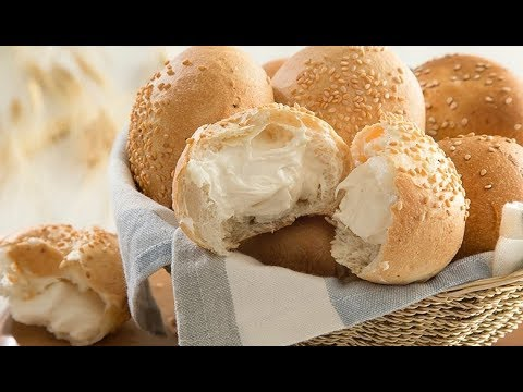 receta de pan con queso crema