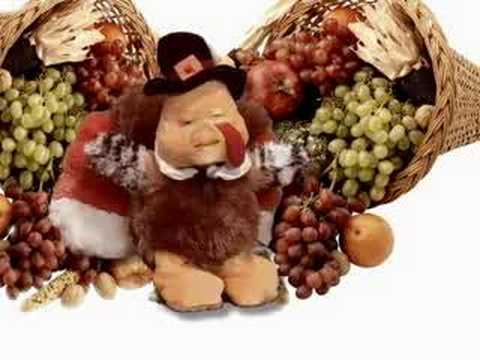 The Turkey Song (Thanksgiving - Give Thanks)