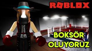 🥊 Boksör Oluyoruz 🥊 | Boxing League | Roblox Türkçe