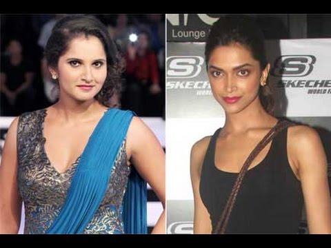 Sania Mirza Life History Film-Deepika Padukone Heroine