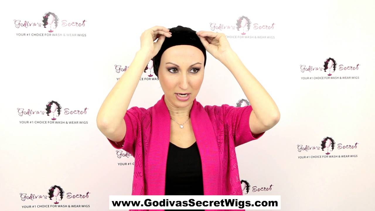becd4a09f66 Wig Grip Cap- Perfect for Hair Loss and Sensitive Heads - YouTube