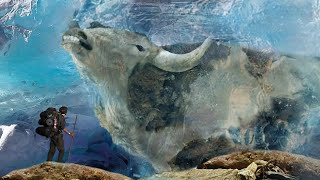 10 Most Amazing Creatures Found Frozen In Ice!