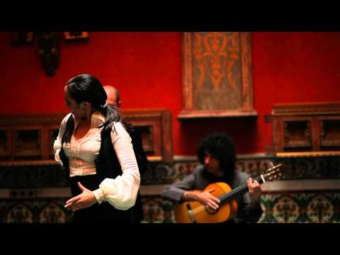 Flamenco dance, guitar and singing. Flamenco baile, guitarra y cante, Ramon Kailani