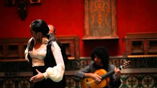 Flamenco dance, guitar and singing. Flamenco baile, guitarra y cante, Ramon Kailani