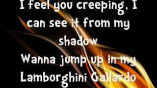 Akon Ft. Eminem - Smack That - Lyrics