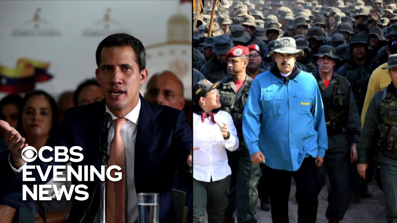Juan Guaidó seeks to open relations from U.S. military