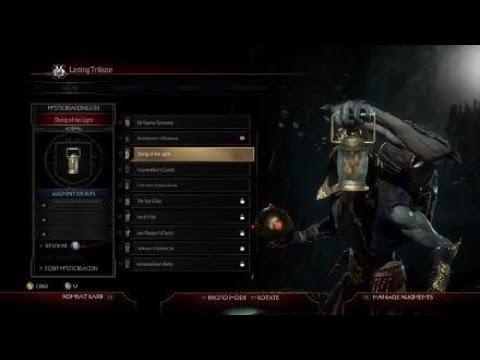 Mortal Kombat 11 shaken brutality tutorials bootleg skin dying light kryptwalker gear |