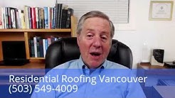 Residential Roofing Vancouver WA