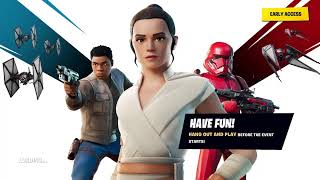 Fortnite New Star Wars Event Duos Black Knight Gameplay Minty Gameplay USE CODE K9CIR In The Item
