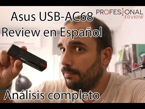 asus usb ac68 ac1900 review