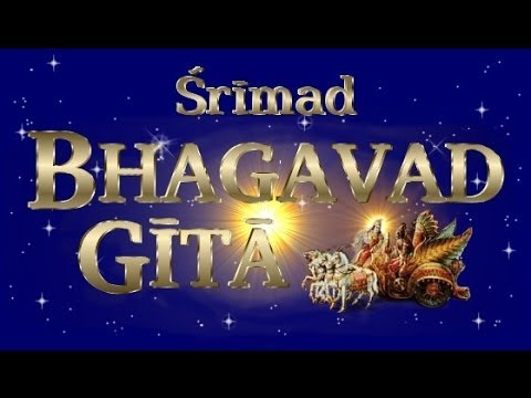 51 key Bhagavad Gita Verses - Sanskrit sloka with English translation