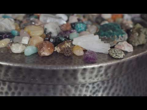 A Crystal Energy Reading - Energy Muse